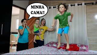 REGRAS DE CONDUTA NA CASA DOS OUTROS 1 E 2 Rules of conduct for children