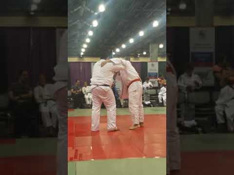 Wild west judo