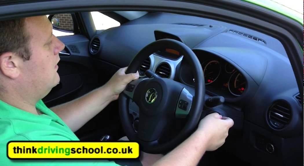 The Old Show Me Tell Me Questions from the British Driving Test