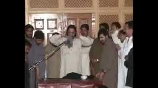 Allama Nasir Abbas Multan majlis 23 march 2013 at chak 232