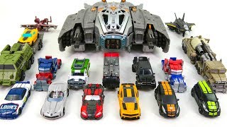Transformers Movie Cyberverse Commaneder & Legion Mini 16 Vheicle Truck fighter Car Robot Toys