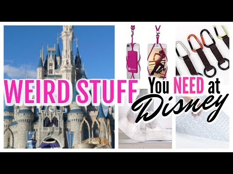 WHAT YOU'RE FORGETTING TO TAKE TO DISNEY! |