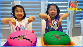 Easy DIY Science Experiment for Kids Giant ice Balloons and more top 1hr kids activities!