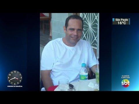 Polícia prende suspeito de envolvimento em suposta morte de corretor | SBT Notícias (07/07/18)