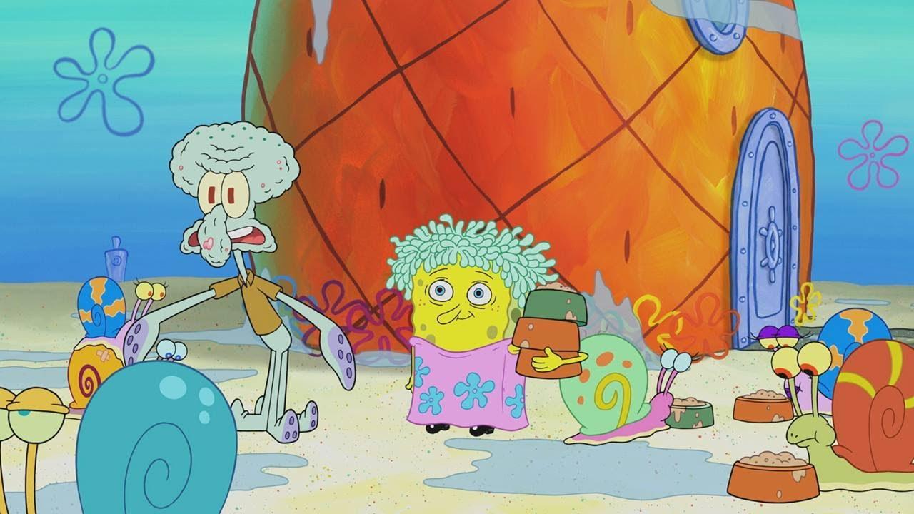 VERSUCHE NICHT ZU LACHEN! (Spongebob edition) - YouTube