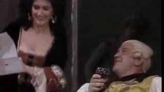Kurt Moll: Der Rosenkavalier - Baron Ochs - Da lieg ich