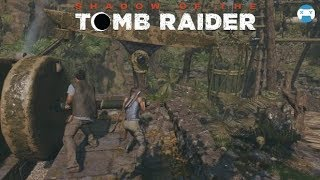 #Shadow of the #Tomb #Raider   -Podul Puzzle!