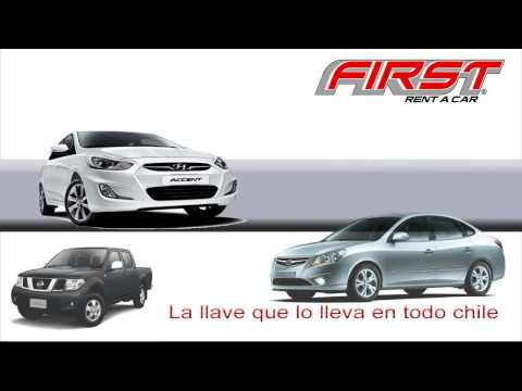 FIRST RENT A CAR SANTIAGO