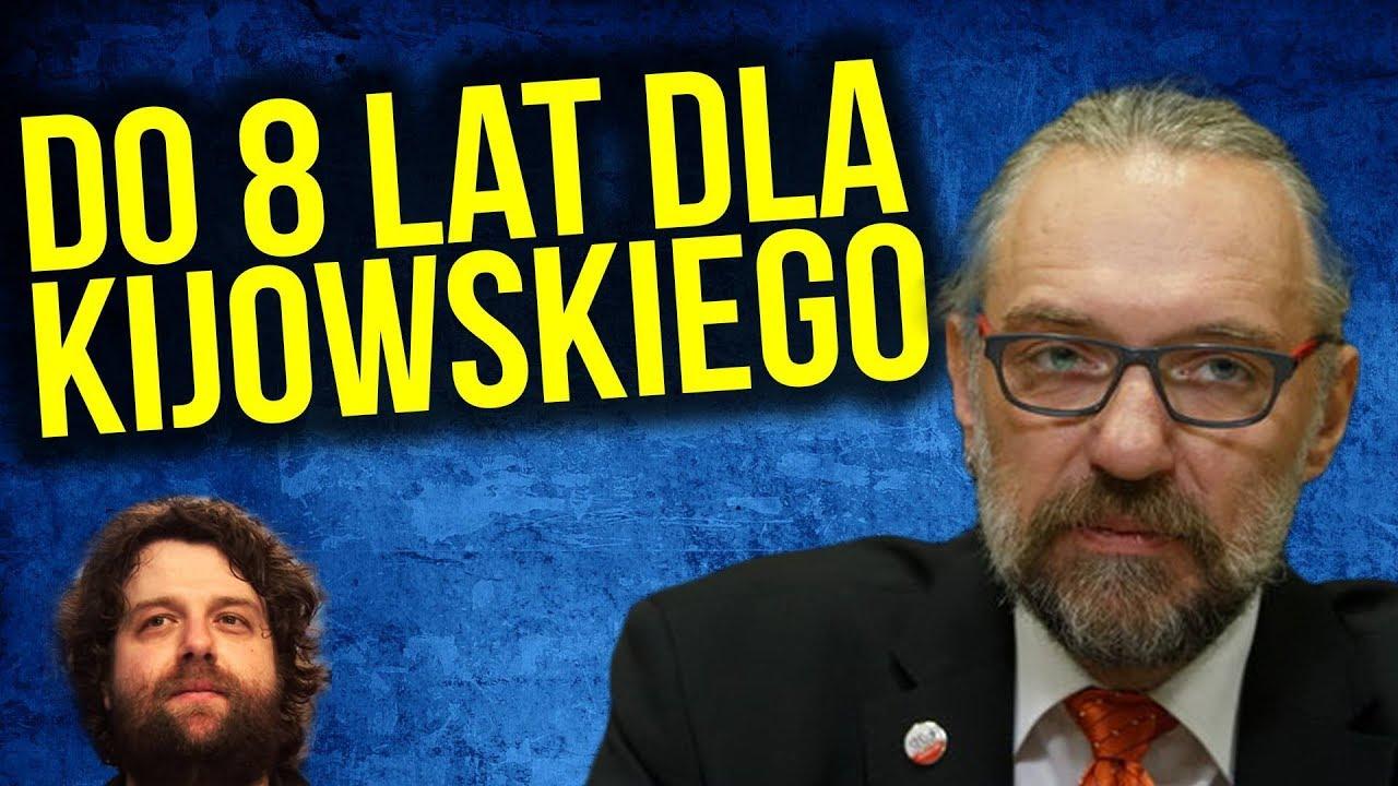 Kijowski przed Sąd i do 8 lat Więzienia. Ex Lider KOD Pro PO Nowoczesna i UE Anty PIS i lewe faktury