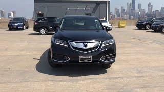 2018 Acura RDX Chicago, Oak Park, Elmwood Park, Lincolnwood, Morton Grove, IL A86692