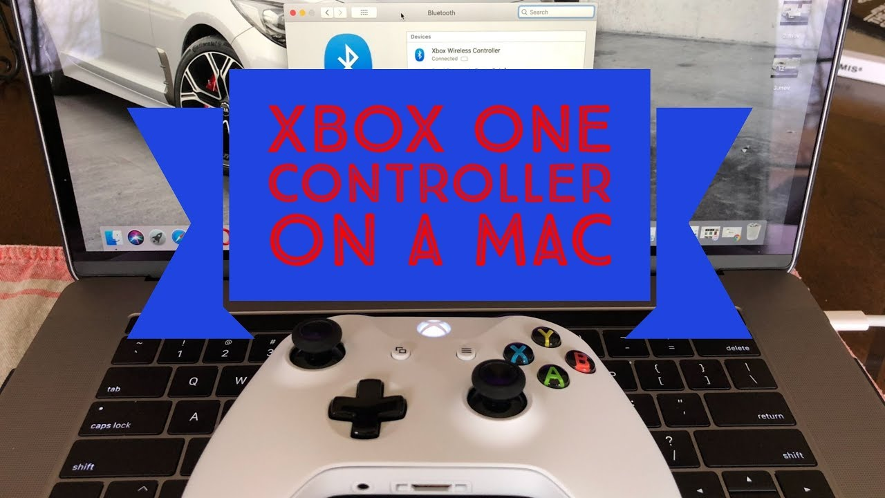 How to use an Xbox One controller on a Mac (Wired and Bluetooth)
