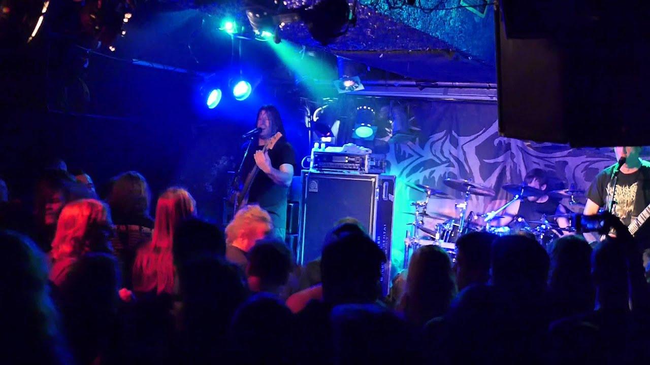 Dying Fetus @ Viper Room, Wien - YouTube