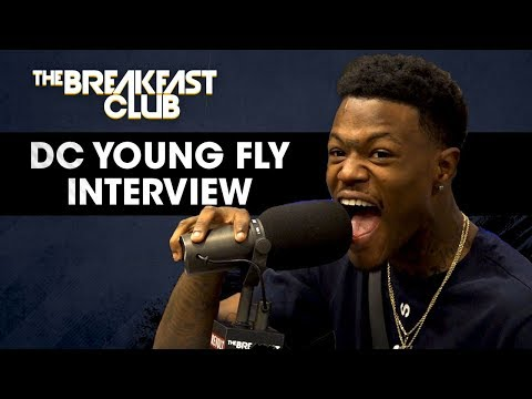 DC Young Fly On Bringing Back TRL, His Rise In Comedy, His B
