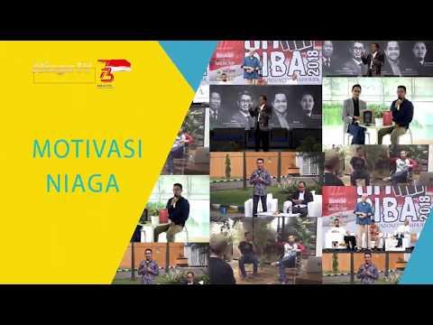 "MOTIVASI NIAGA : ""RSN JAKARTA 2018 - REZEKI LEVEL 9"""