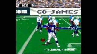 NFL GameDay 2001 PlayStation Gameplay_2000_08_08_3