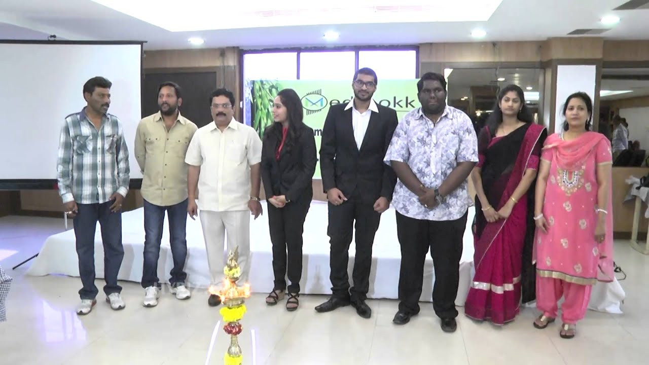 Medmokk Launched Natural Detox Sap Patches At Jubilee Hills International Club Youtube