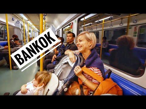 МОСКВА - ДУБАЙ -  ТАИЛАНД. Перелет | Самый Семейный Влог 28