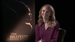 Irish actress Jenn Murray talks working with the incredible cast of 'Maleficent Mistress of Evil'