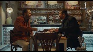 اقوي مشهد من مسلسل الزيبق .. المخابرات المصرية VS الموساد الاسرائيلي
