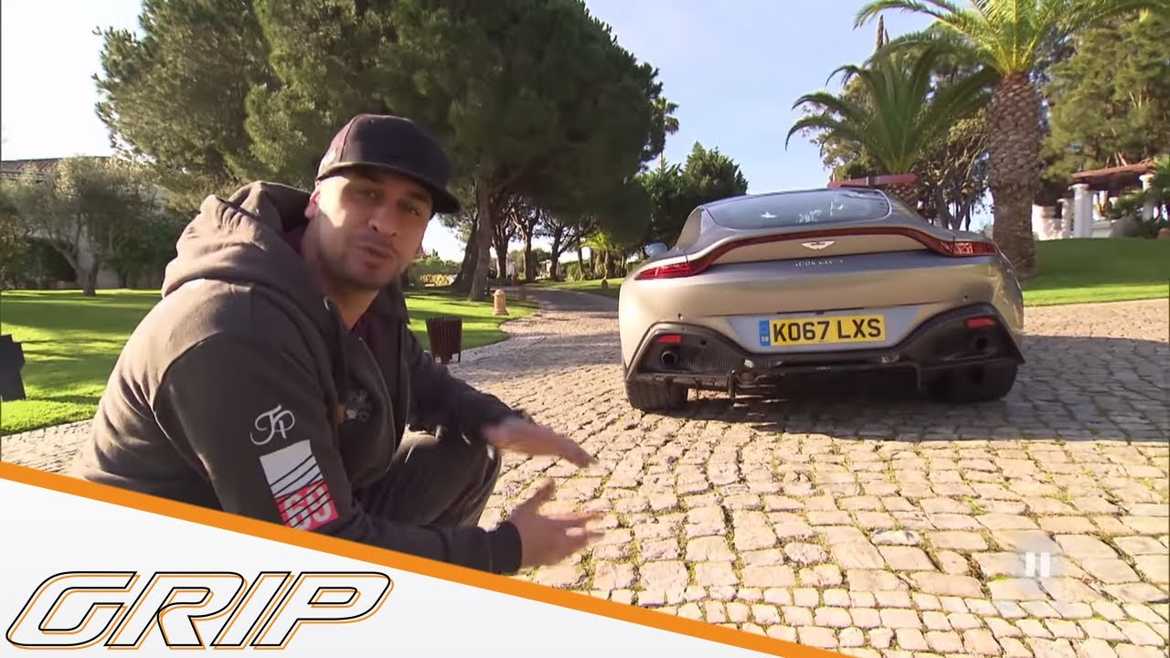 Aston Martin Vantage | Checked by JP | GRIP - Folge 440 - RTL2