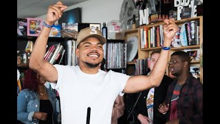 chance the rapper npr music tiny desk concert