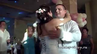 Свадьба -  Александр и Наташа.   Первый танец молодых.