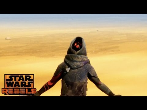 Star Wars Rebels: Twin Suns Preview 1 Maul Arrives