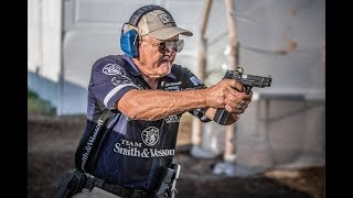 **TRAINING** Recoil control w/my S&W M&P Competition Pistol