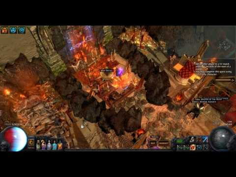 Harbinger Bow Poe Crafting
