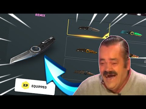 When You Buy New Knife - Critical ops