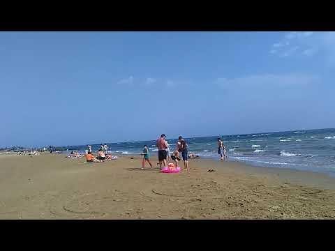 Пляжи г.Избербаш, июль 2018   Каспийское море, Дагестан