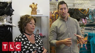 Lingerie Shopping With His Mother! | I Love a Mama's Boy