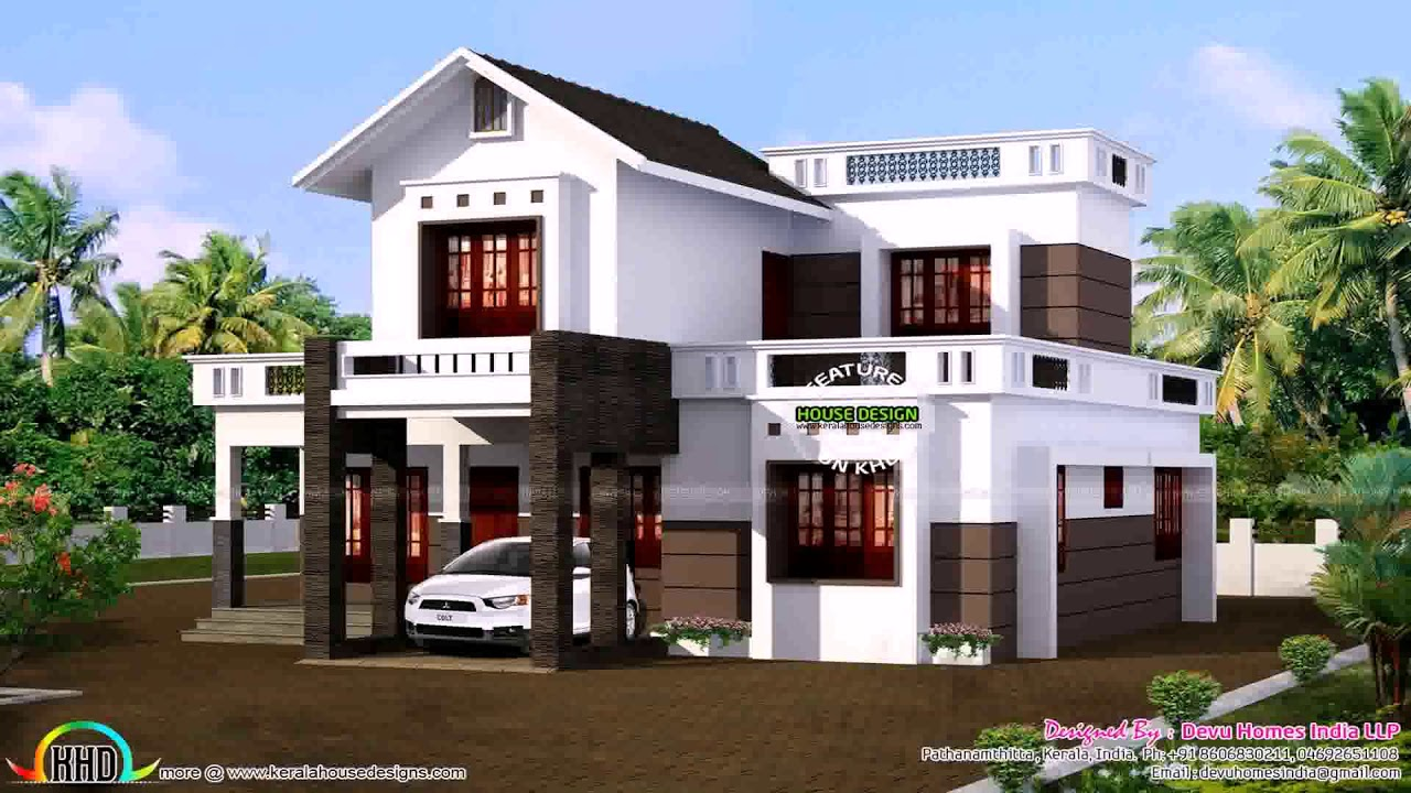 850 square feet house plans in kerala youtube for 850 sq ft house plans