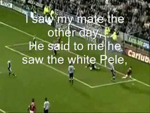 Wayne Rooney Chant