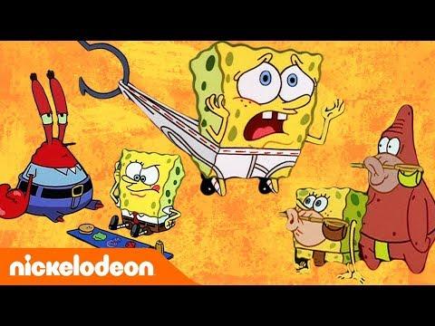 SpongeBob SquarePants | Belajar Dari SpongeBob | Nickelodeon Bahasa