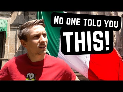 16 things NO ONE told you about MEXICO