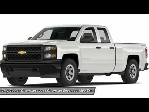 Clay Cooley Chevrolet >> 2014 CHEVROLET SILVERADO 1500 IRVING, TX EZ113595 - YouTube