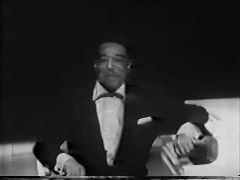 Duke Ellington--Shakespearean Suite, Hit Medley, 1957 Live TV