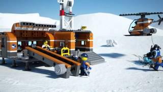 Конструктор LEGO City Arctic 60036 Арктична база