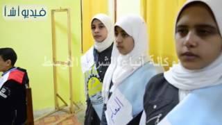 بالفيديو: محافظ مطروح يشيد بابداعات معرض النشاط الطلابي