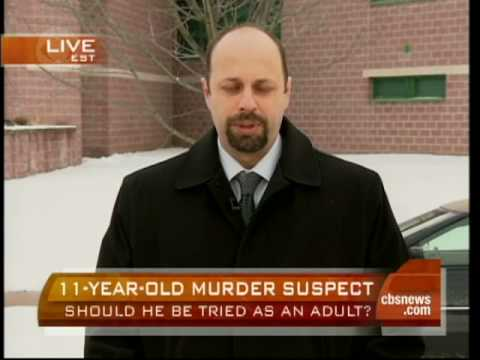 11-year-old Murder Suspect