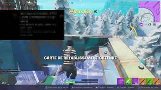 Part customize Fortnite en TOURNOIS CODE CREATOR:OXYGENE-XEYFOUYT