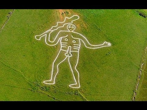 Giant Hill Figures in England
