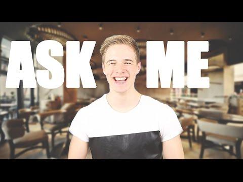ASK ME #4 | På date med en fan?