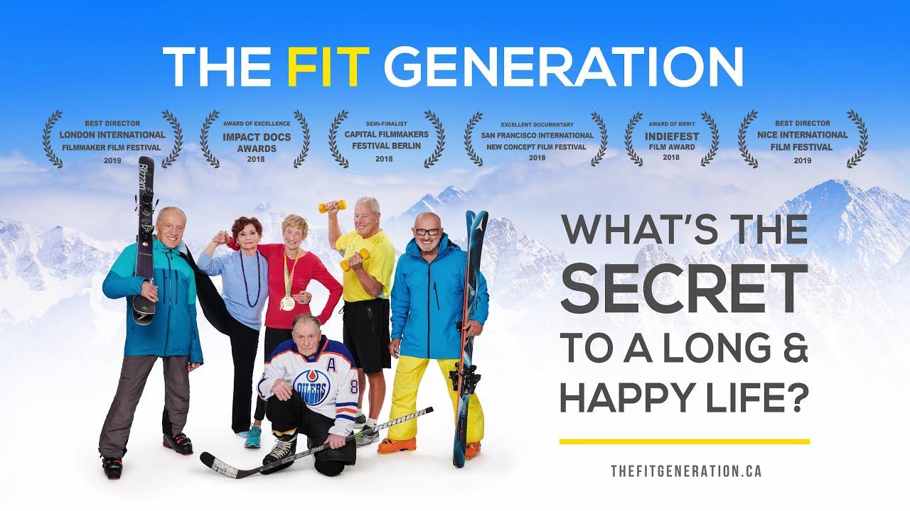 The Fit Generation - Award-Winning Documentary (2019)