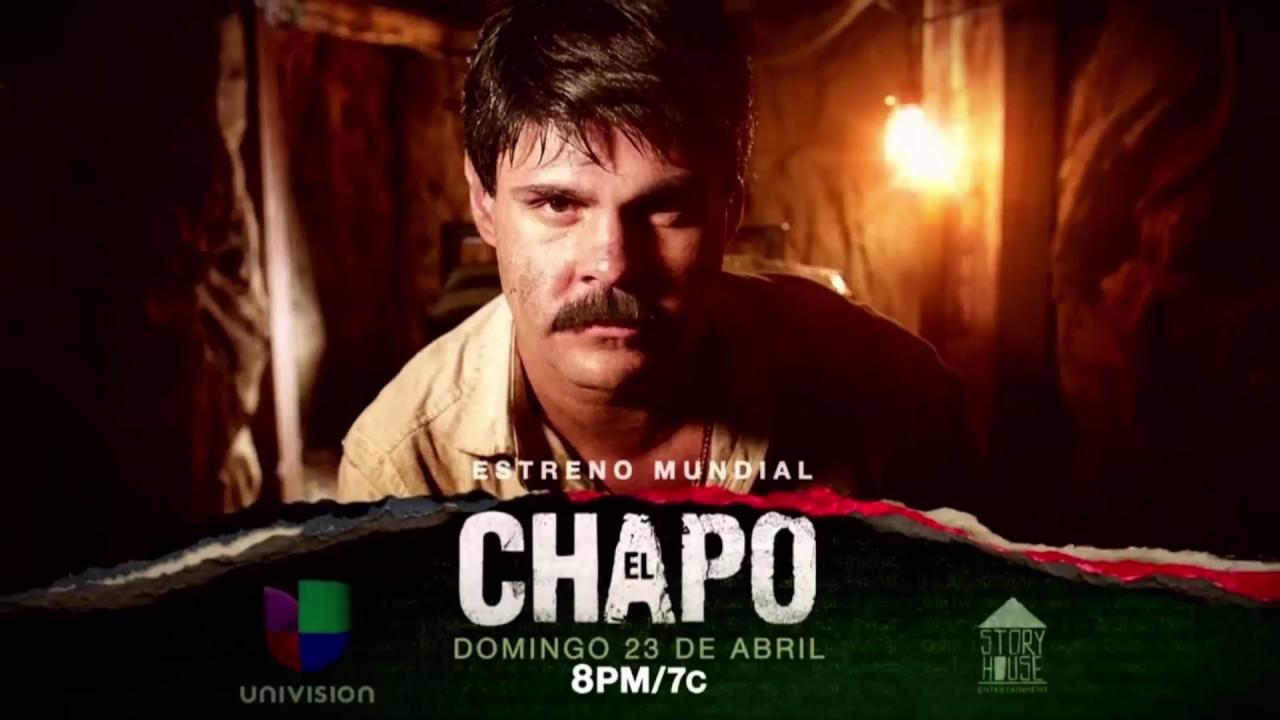 El Chapo Serie Staffel 1