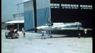 IAI Kfir production line