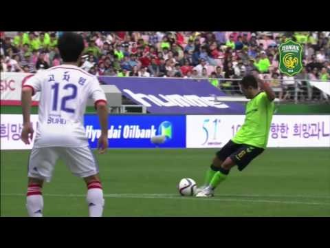 150502 K LEAGUE CLASSIC 9R JEONBUK HYUNDAI MOTORS VS SUWON SAMSUNG BLUEWINGS