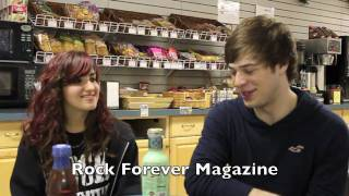 Stephen Jerzak Interview with Rock Forever Magazine
