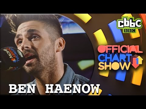Ben Haenow 'Second Hand heart' Live - CBBC Official Chart Show